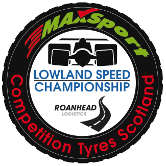 MAXSport Competition Tyres (Scotland)  Lowland Speed Championship